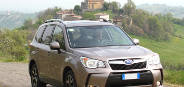 immagine automobile subaru forester