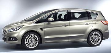 immagine automobile ford s-max