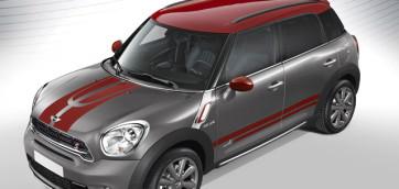 immagine automobile mini mini-countryman