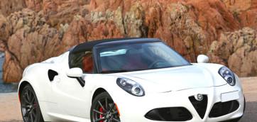 immagine automobile alfa-romeo 4c-spider