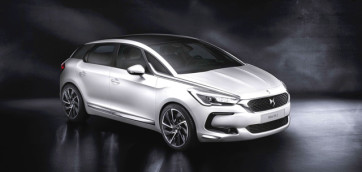 immagine automobile ds ds5