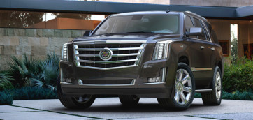 immagine automobile cadillac escalade