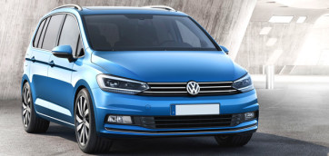 immagine automobile volkswagen touran