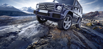 immagine automobile mercedes classe-g