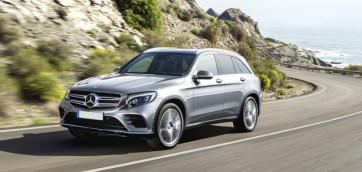 immagine automobile mercedes glc