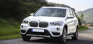 immagine automobile bmw x1
