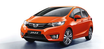 immagine automobile honda jazz