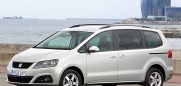 immagine automobile seat alhambra