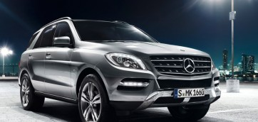 immagine automobile mercedes ml