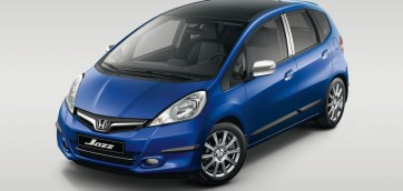 immagine automobile honda jazz-2008