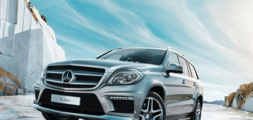 immagine automobile mercedes gl