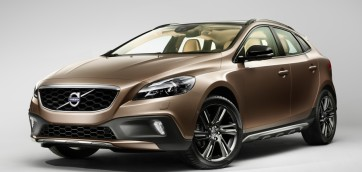 immagine automobile volvo v40-c-country