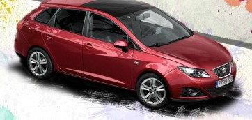 immagine automobile seat ibiza-station