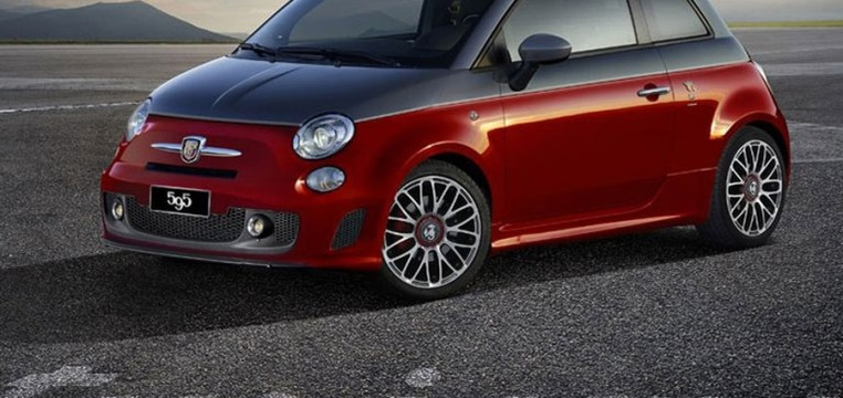immagine automobile abarth 595-berlina