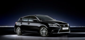immagine automobile lexus ct