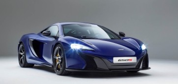 immagine automobile mclaren 650s-coupe