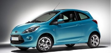 immagine automobile ford ka