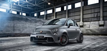 immagine automobile abarth 695