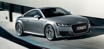 immagine automobile audi tt-coupe
