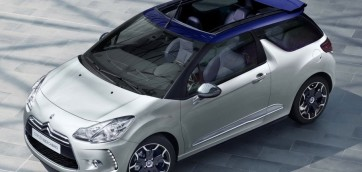 immagine automobile ds ds3-cabrio