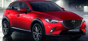 immagine automobile mazda cx-3